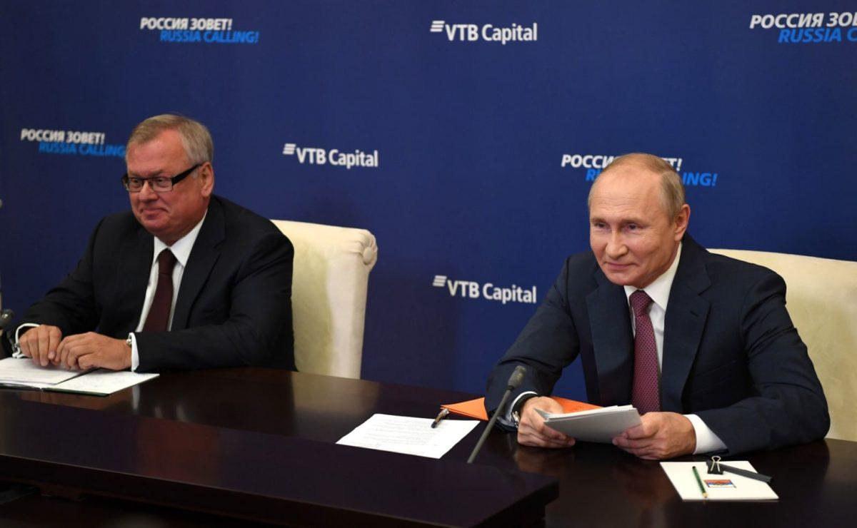Putin im O-Ton über Wirtschaft und Umweltschutz