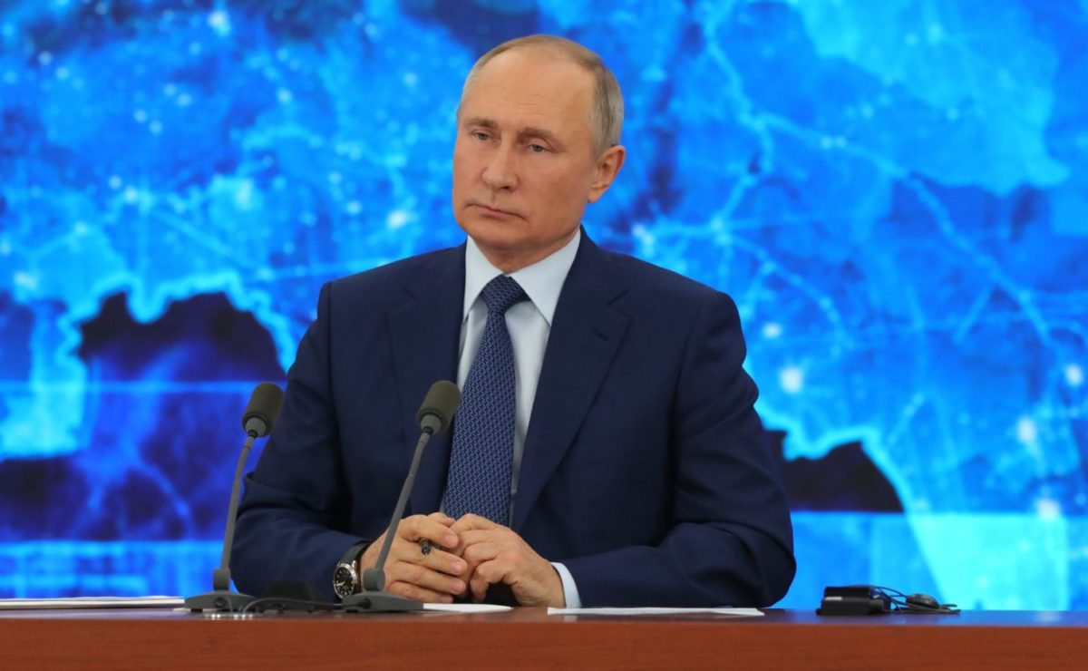 Jahrespressekonferenz: Putin über Multikulti und Mohamed-Karikaturen