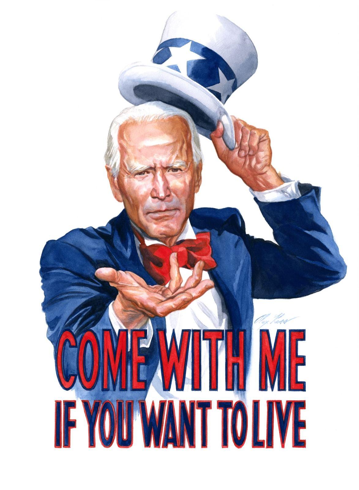 Wie gefährlich ist Joe Biden für den Frieden?