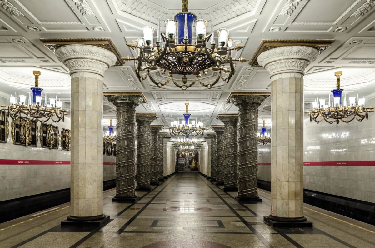 Moskauer U-Bahn: 47 neue Stationen werden in vier Jahren gebaut