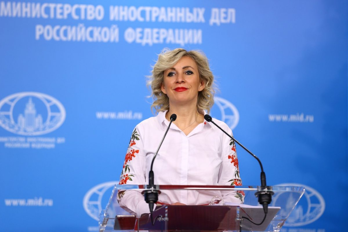 Klare Worte aus Russland über die Unterstützung von Dschihadisten durch Deutschland