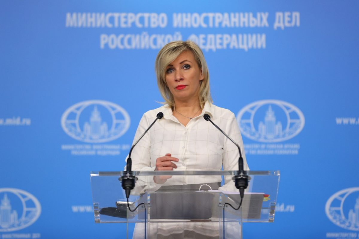 Das russische Außenministerium über die neue Nato-Strategie 2030