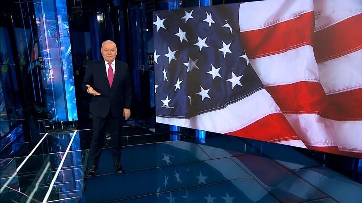 Das russische Fernsehen über Genderwahn in den USA: Es wird interessant, legen wir Popcorn-Vorräte an