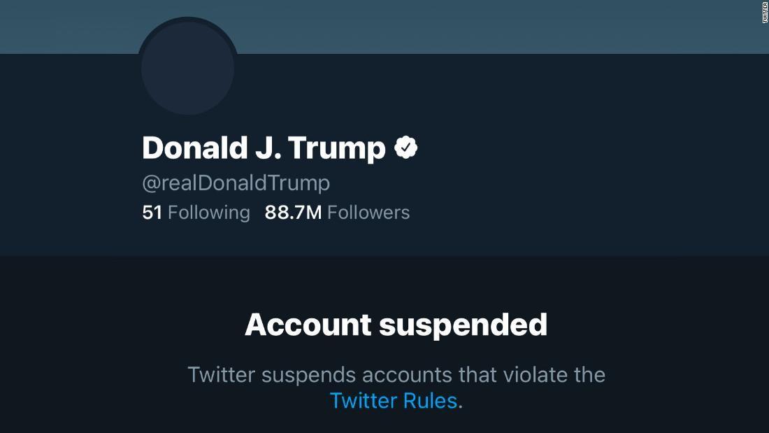 """Das russische Fernsehen über die Sperrung von Trump bei Twitter & Co: """"Das digitale Konzentrationslager"""""""