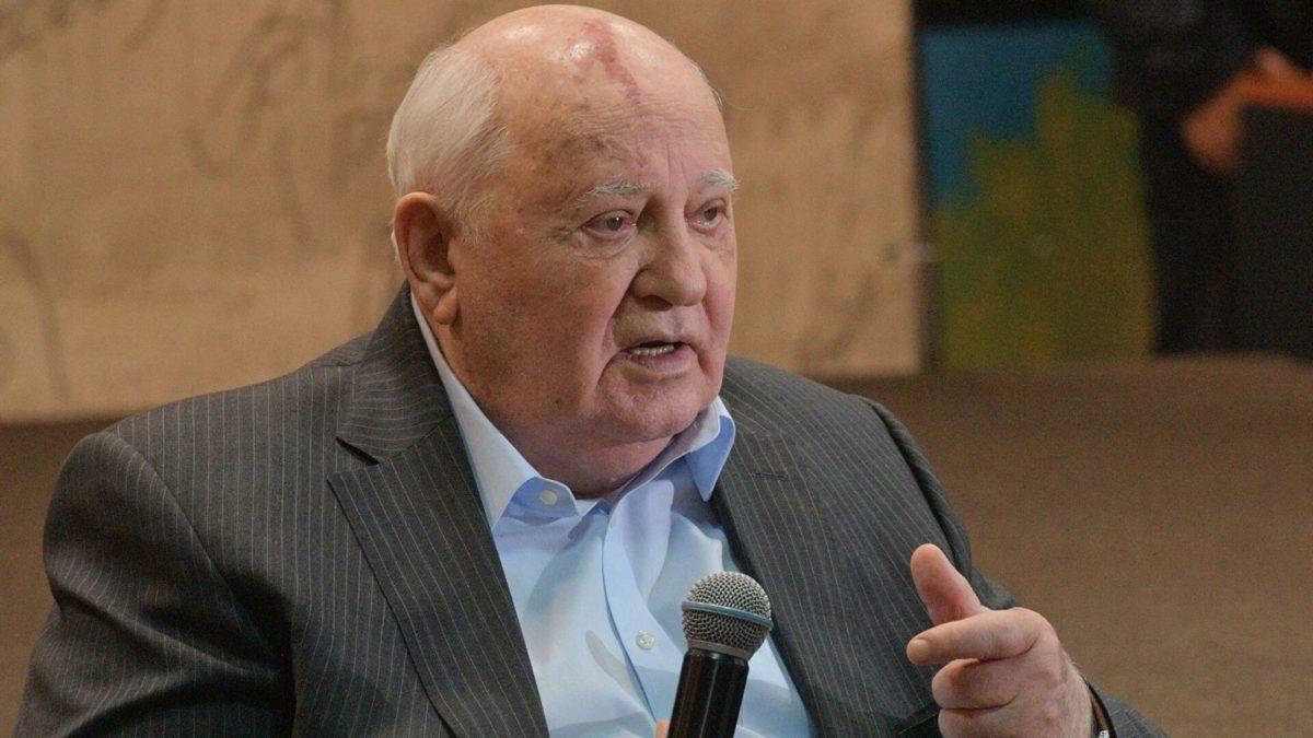"""Gorbatschow: """"Die Stürmung des Kapitols war im Voraus geplant"""""""