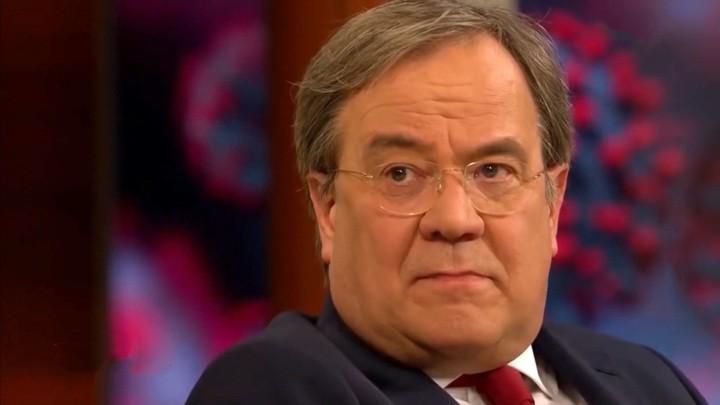 Wie das russische Fernsehen die Wahl von Armin Laschet zum CDU-Chef einschätzt