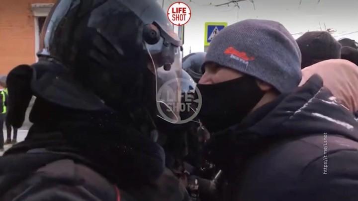 Wie in Russland über die Proteste vom Sonntag berichtet wurde