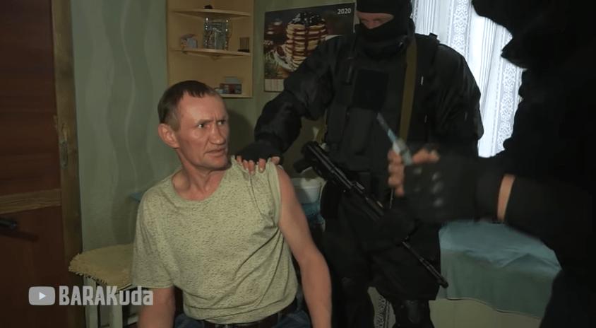 Leserfragen: Was ist das für ein Video über Zwangsimpfungen in Russland?