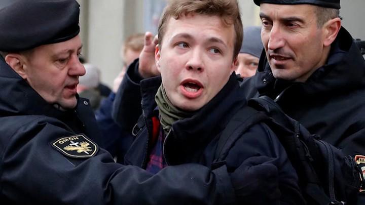 Alle Fakten über die Landung des Ryanair-Fluges in Minsk und die Verhaftung des Oppositionellen