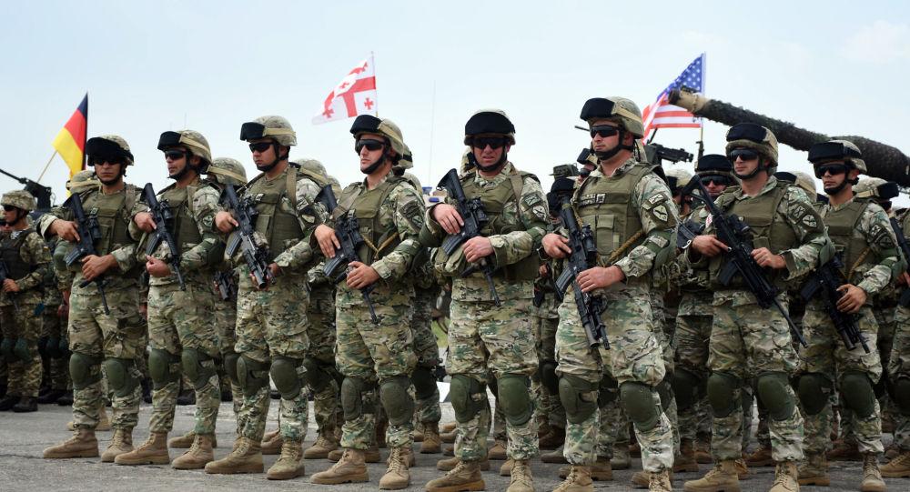 Weiteres Nato-Manöver an Russlands Grenze