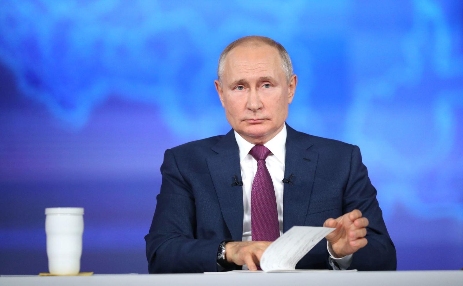 Putin Total – im O-Ton über