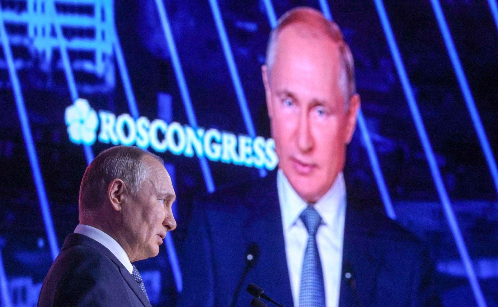 Putin im O-Ton über die Zukunft in und um Afghanistan